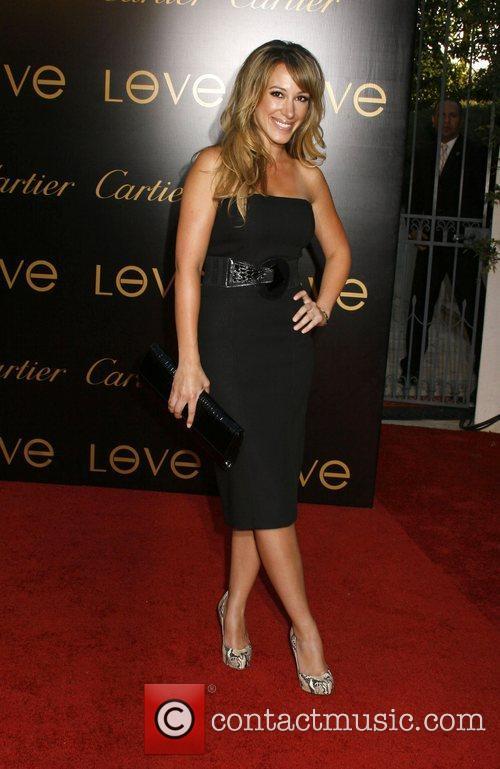 Haylie Duff Cartier Charity Love Bracelet Launch held...