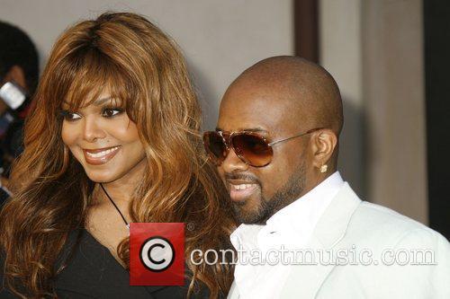Janet Jackson and Jermaine Dupri Cartier Charity Love...