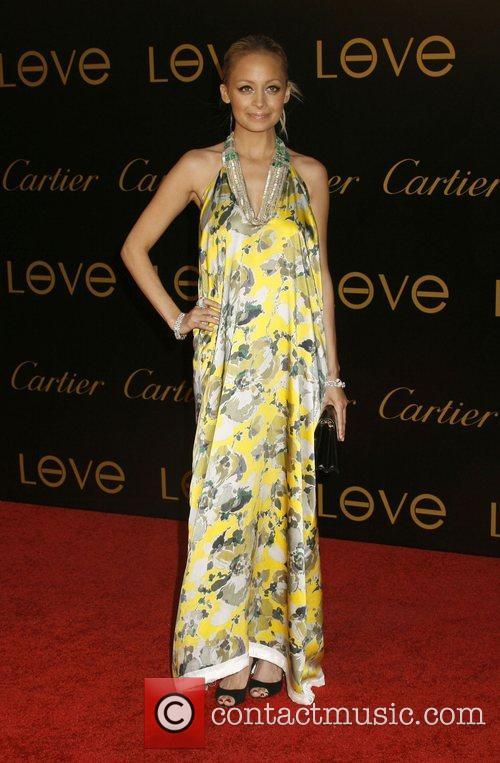 Nicole Richie Cartier Charity Love Bracelet Launch held...