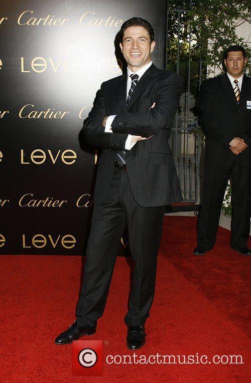 Cartier Charity Love Bracelet Launch - Arrivals held...
