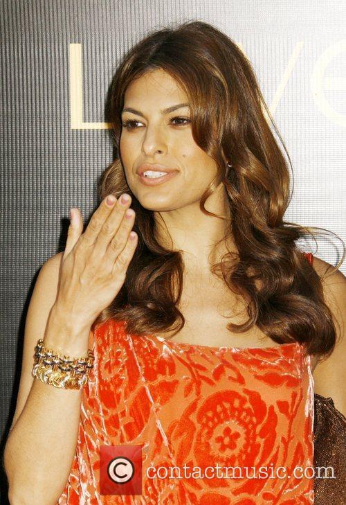 Eva Mendes Cartier Charity Love Bracelet Launch -...