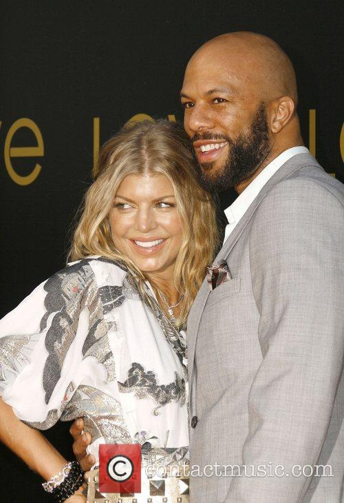 Fergie and Common Cartier Charity Love Bracelet Launch...