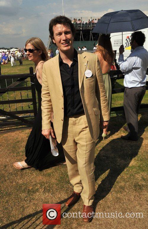 Nick Moran Cartier International Polo tournament held a...
