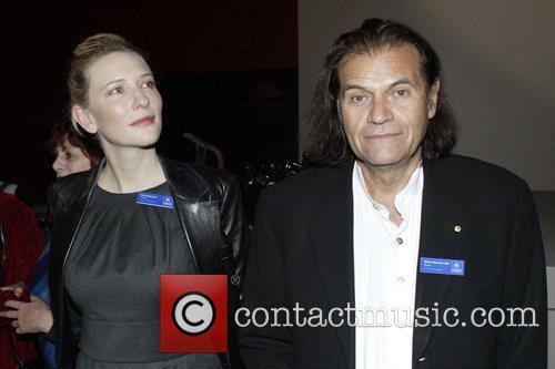 Cate Blanchett and Brian Sherman 9