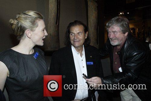 Cate Blanchett and Brian Sherman 7
