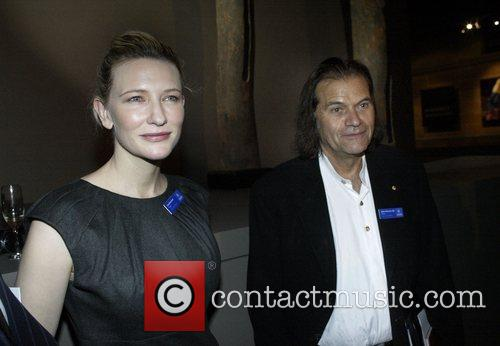 Cate Blanchett and Brian Sherman 4