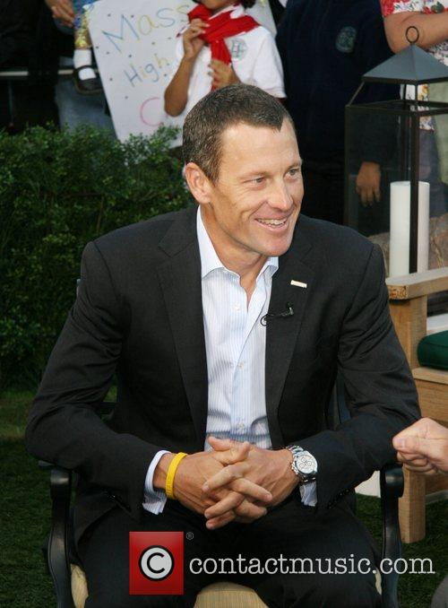 Lance Armstrong and Cbs 4