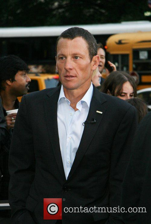 Lance Armstrong, CBS, The Early Show