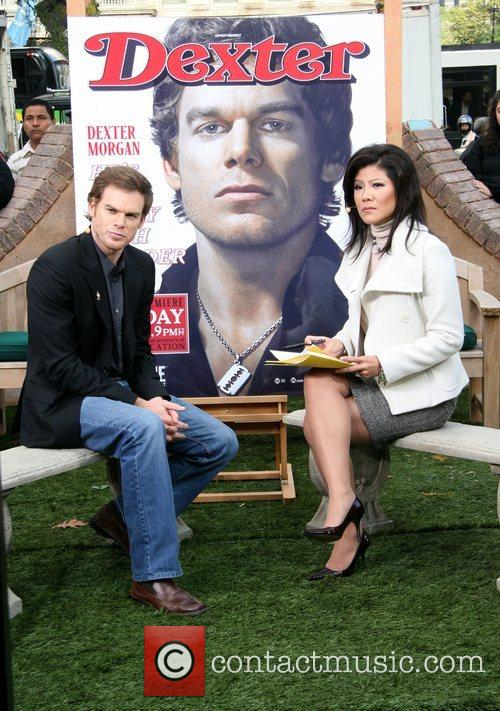 Michael C. Hall and Cbs 2