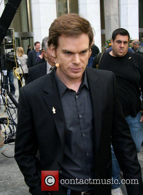 Michael C. Hall and Cbs 5