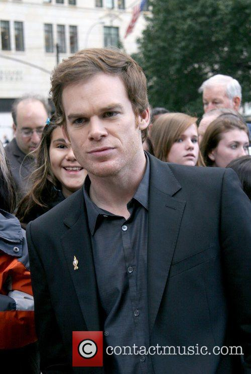 Michael C. Hall and Cbs 1