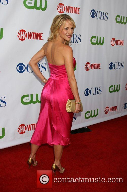 CBS, CW and Showtime Press Tour Stars Party...