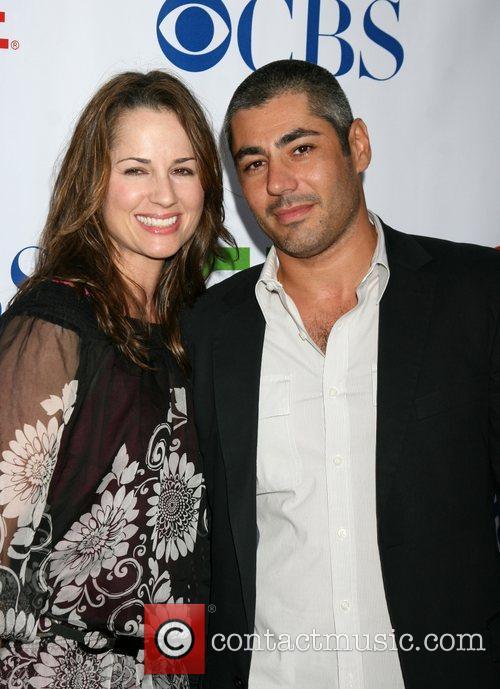 Paula Marshall and Danny Nucci 2