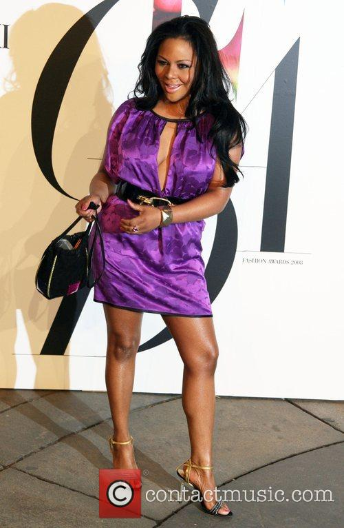 Lil Kim and Cfda Fashion Awards 1