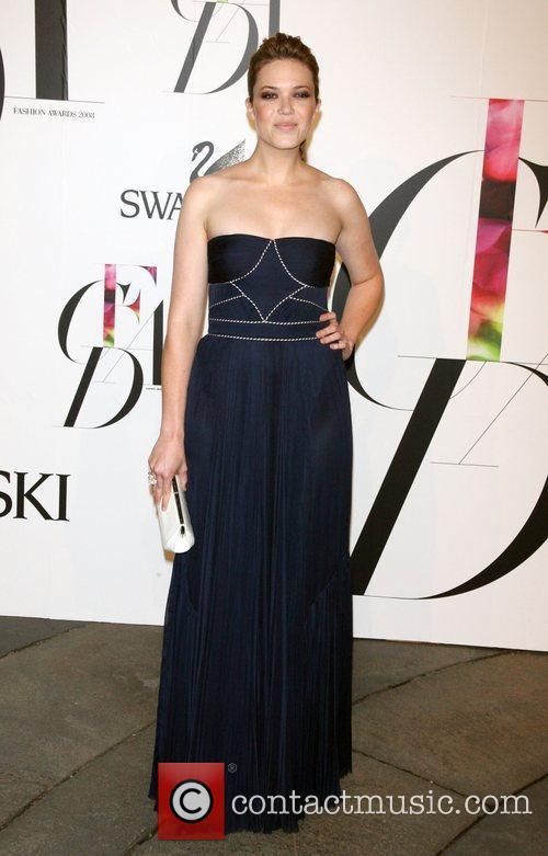 Mandy Moore and Cfda Fashion Awards 2