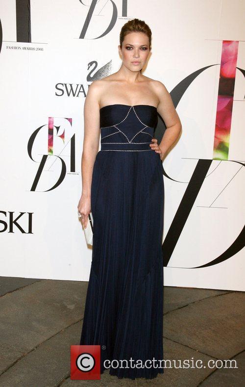 Mandy Moore and Cfda Fashion Awards 3