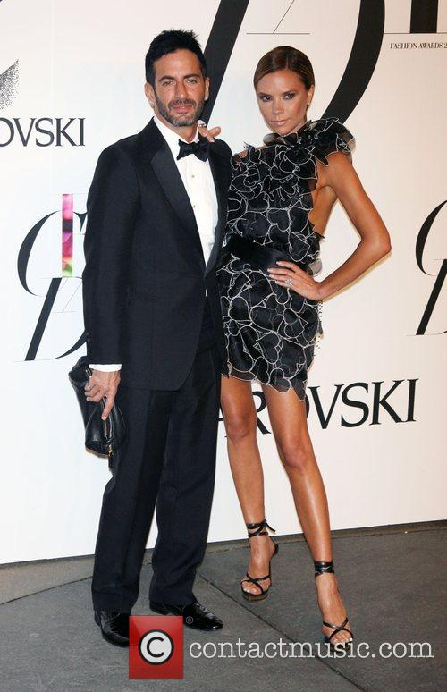 Marc Jacobs, Victoria Beckham and Cfda Fashion Awards 4