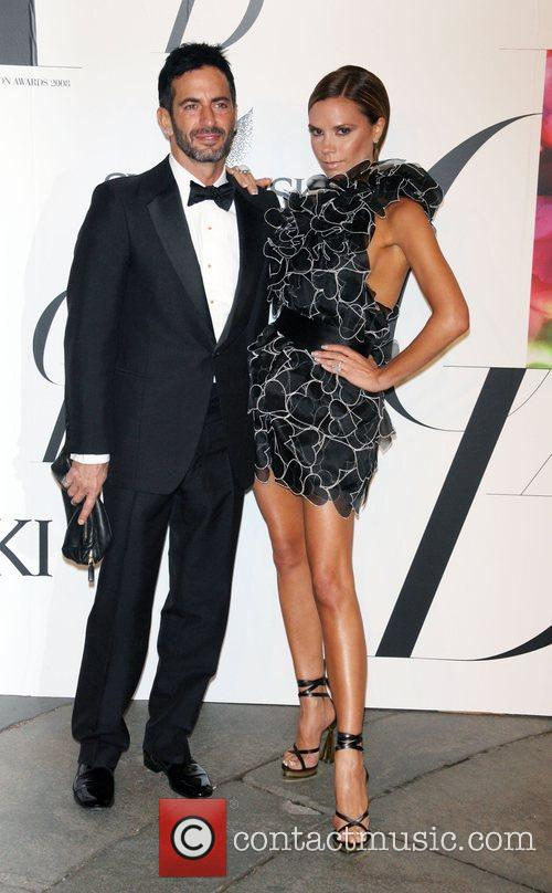 Marc Jacobs, Victoria Beckham and Cfda Fashion Awards 1