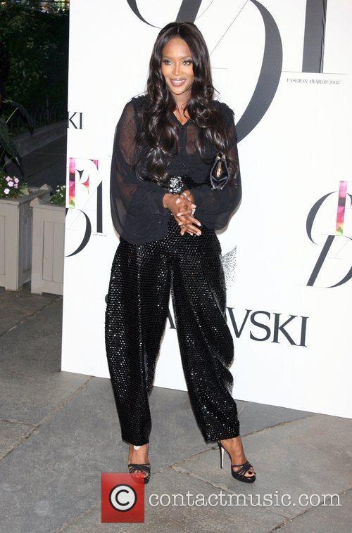 Naomi Campbell and Cfda Fashion Awards 3