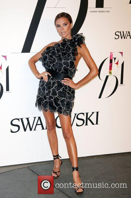 Victoria Beckham and Cfda Fashion Awards 1