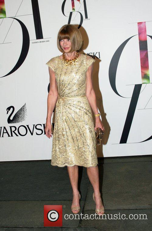 2008 CFDA Fashion Awards at the New York...