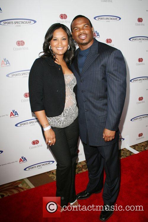 Laila Ali With Curtis Conway 5