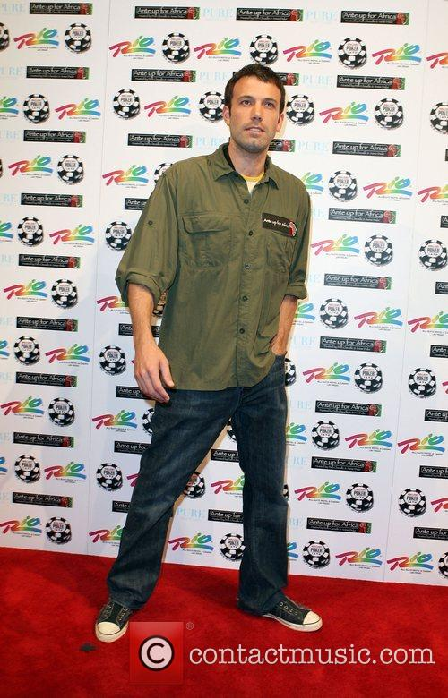 Ben Affleck 2nd Annual Ante Up for Africa...