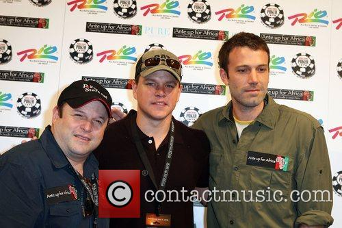 Jason Alexander, Matt Damon, Ben Affleck 2nd Annual...