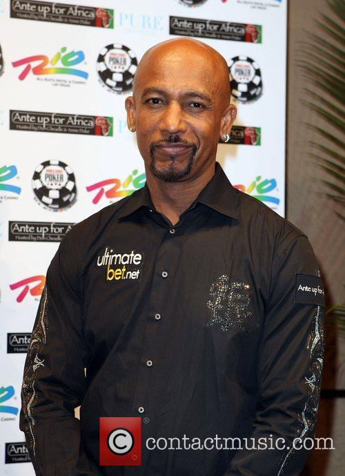 Montel Williams 2nd Annual Ante Up for Africa...
