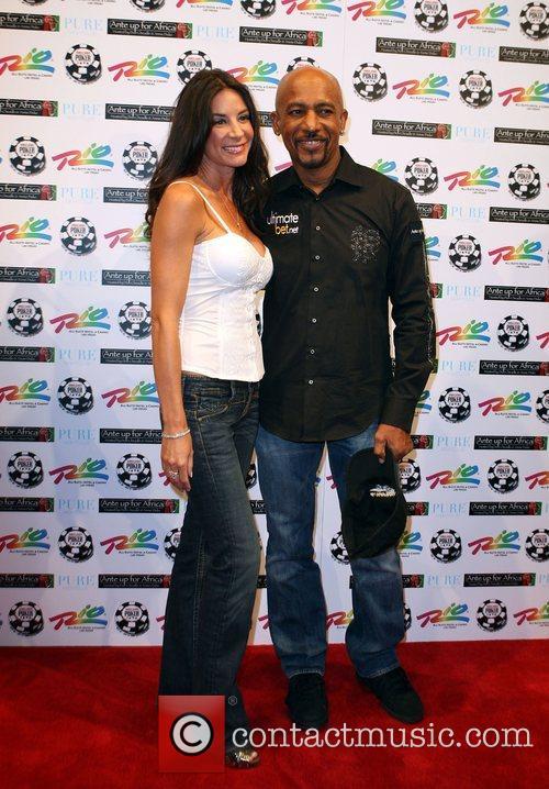 Montel Williams and Tara Fowler 2nd Annual Ante...