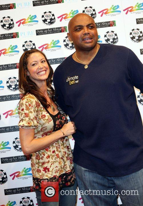 Shannon Elizabeth and Charles Barkley 2nd Annual Ante...