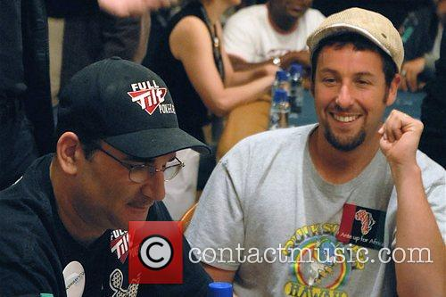 Adam Sandler 2nd Annual Ante Up for Africa...