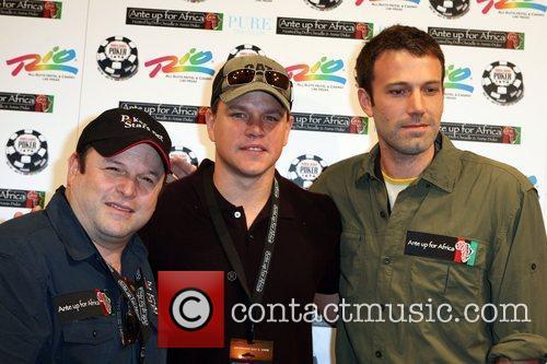 Jason Alexander, Matt Damon and Ben Affleck 2nd...