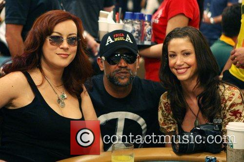 Jennifer Tilly and Shannon Elizabeth 2nd Annual Ante...