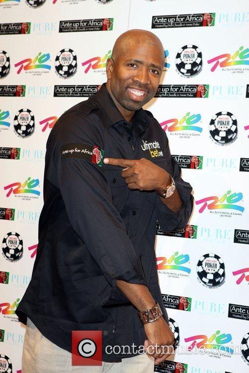Kenny Smith 2nd Annual Ante Up for Africa...