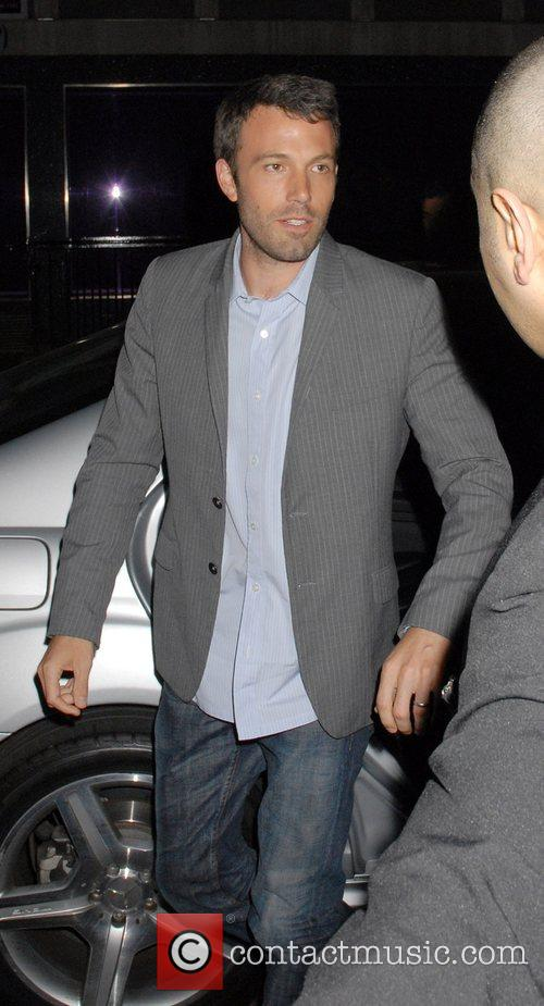 Ben Affleck 'The Return Of The Salon' hosted...