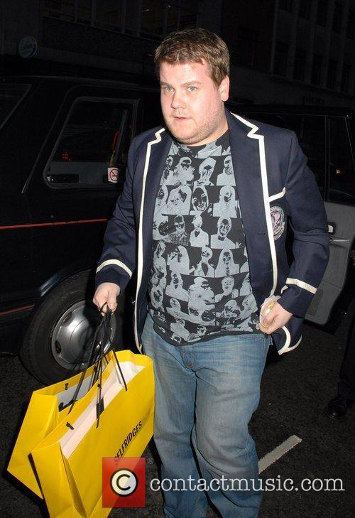 James Corden 'The Return Of The Salon' hosted...
