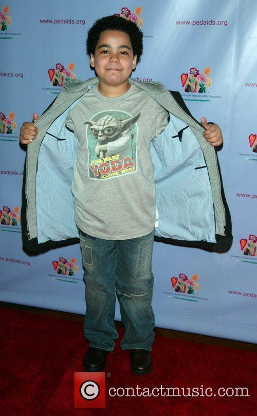 Antonio Ortiz attending the 'Kids For Kids Carnival'...
