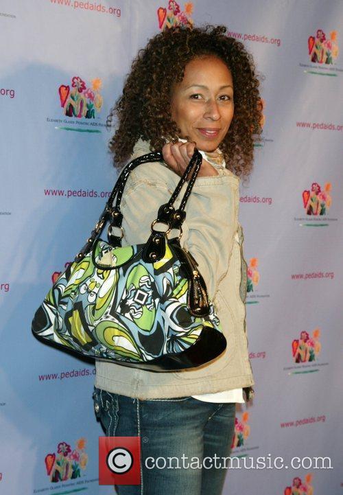 Tamara Tunie attending the 'Kids For Kids Carnival'...