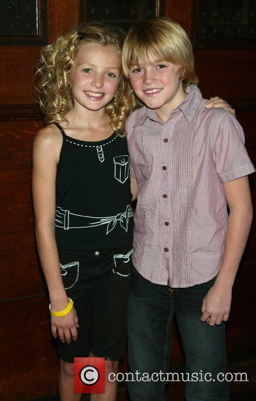 Peyton List and Spencer List attending the 'Kids...