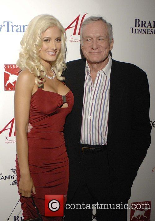 Holly Madison and Hugh Heffner 4