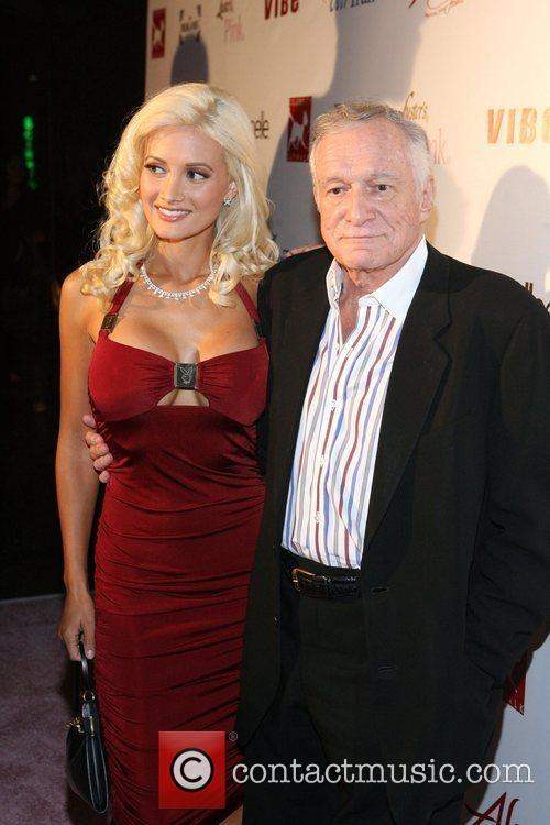 Holly Madison and Hugh Hefner 7