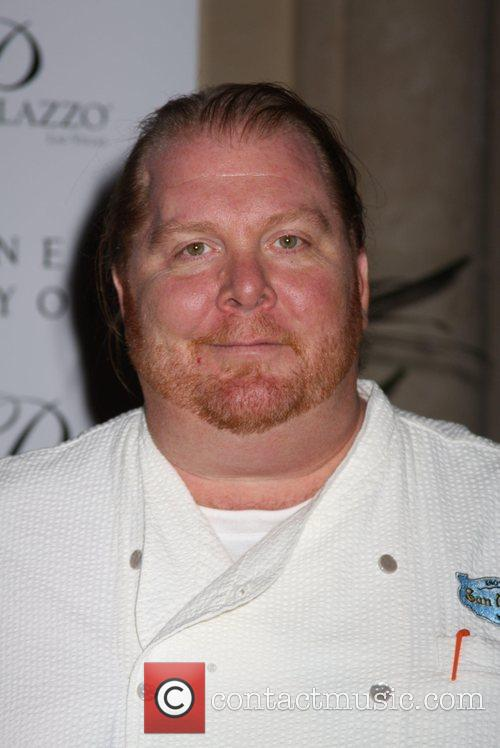 Mario Batali owns a vineyard in Italy and...