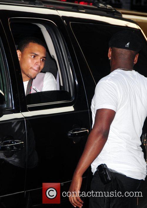 Chris Brown and Ne-yo 3