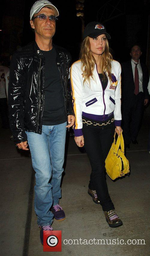 Fergie and Staples Center 2