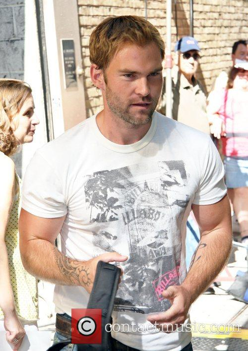 Seann William Scott, Abc and Abc Studios 2