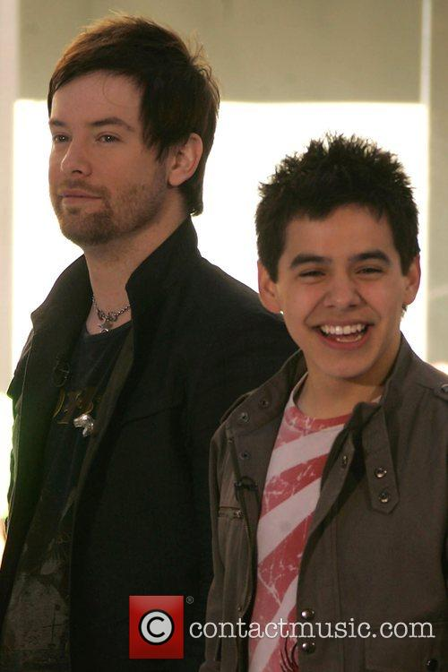 David Cook and David Archuleta 5