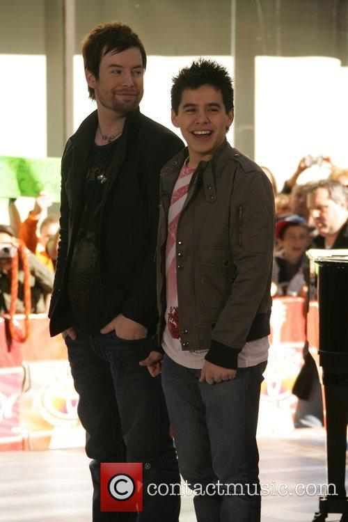 David Cook and David Archuleta 2