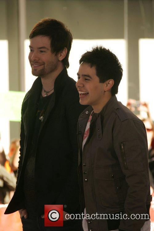 David Cook and David Archuleta 3