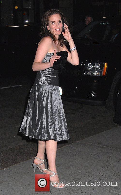Tina Fey and Cfda Fashion Awards 3